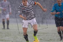 Queen's Park v Montrose 16 Jan 16 / Pictures from a snowy Hampden Park of the SPFL League Two game between Queen's Park and Montrose