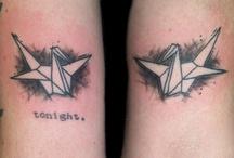 cranes, birds and tattoos / by Emma Alvarado Molina