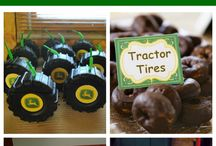 6! Tractor Party