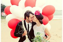 Wedding Ballons / by BeautifulBlueBrides