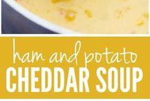 Suppe med fyld