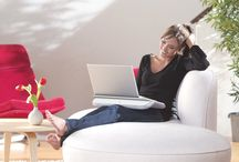 Work hardly? Try to work online