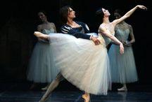 Ballet Giselle, ou les Wilis
