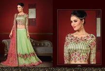 Wedding Special Designer Collection Of Semi - Stitched  Chaniya Choli