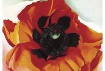 Georgia O'Keeffe / O'Keeffe carved out a significant place for women painters in an area of the American art community that had been exclusive to and is still dominated by men, but she also became one of America's most celebrated cultural icons well before her death at age 98 in 1986.