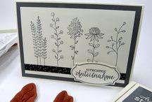 Stempelset - Flowering fields
