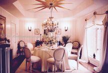 Captivating Ceilings / Ceilings spotlighted in interior design.