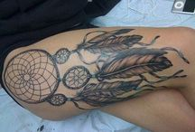 Dream catcher / Tattoo