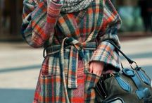 We love tartan / The most fashion trend of this fall-winter