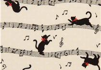gatitos y notas