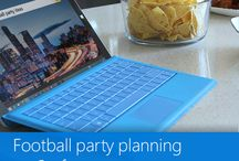 NFL with Surface