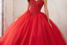 vestidos de XV