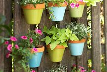 GARDENING, BALCONIES, PORCHES, YARDS. / Go green and feel the nature with great ideias and tips