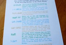 baby shower gifts / by Melissa Paden