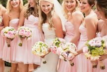 Bridesmaids / by Kimberly Corbin