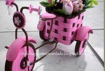 triciclo eva