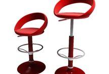 red bar stuhl
