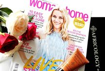 WOMAN AND HOME MAG