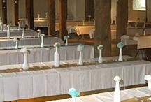 Wedding Ideas / Wedding ideas for outdoor weddings, barn or farm, country weddings, and outdoor events.