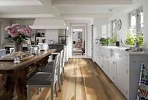 Kitchen Country & Romantic