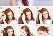 прически длинные волосы