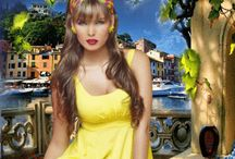 Summer jaunes / Gif