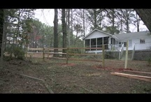 Fence Installation Time-Lapse Photography Video