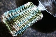 Crochet and sewing / by Kate Bernatas