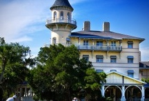 Jekyll Island Club Views / by Jekyll Island Club Hotel