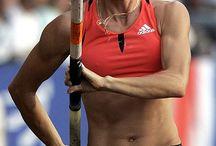 Athletes / by Orwin Emilien