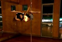 Pole {Combos and videos}