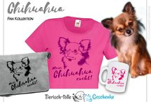 Chihuahua Fan Kollektion