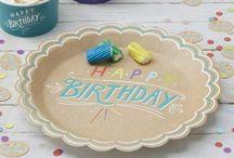 ☆ Kraft Birthday Party ☆