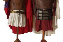 Barrandov Fundus Antic costumes samples