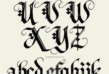 Tipografia gótico