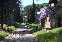 The Appian Way / Appia Antica