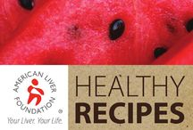 Healthy Recipes / Learn healthy recipe's that are good for your liver and your entire body!