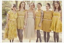 bridesmaid dressesss!!!