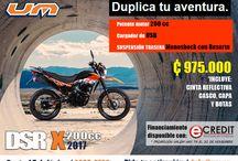 Promociones Motos Costa Rica Noviembre 2017