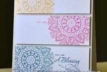Cards - Mandalas & Doilies