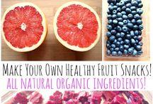 Food - Snacks & Healthy Munchies / by Leslie Shepherd