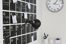 Home sweet home / Hierin bevind alles van huisdecoratie.