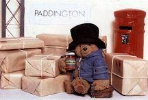 """Paddington Station, Bear,  Postman,,,"" :-D"