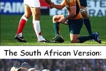 South Africa: Sport