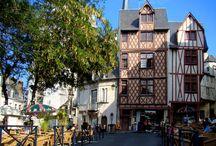 Saumur / patrimoine