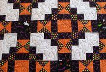 Fall & Halloween Quilts