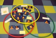 Venn Diagrams / Ideas for teaching venn diagrams in the elementary classroom