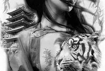 Tetování na rukách