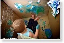 Toddler/Preschooler Activities