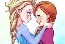 Frozen❄ / An act of true love can throw a frozen heart❄